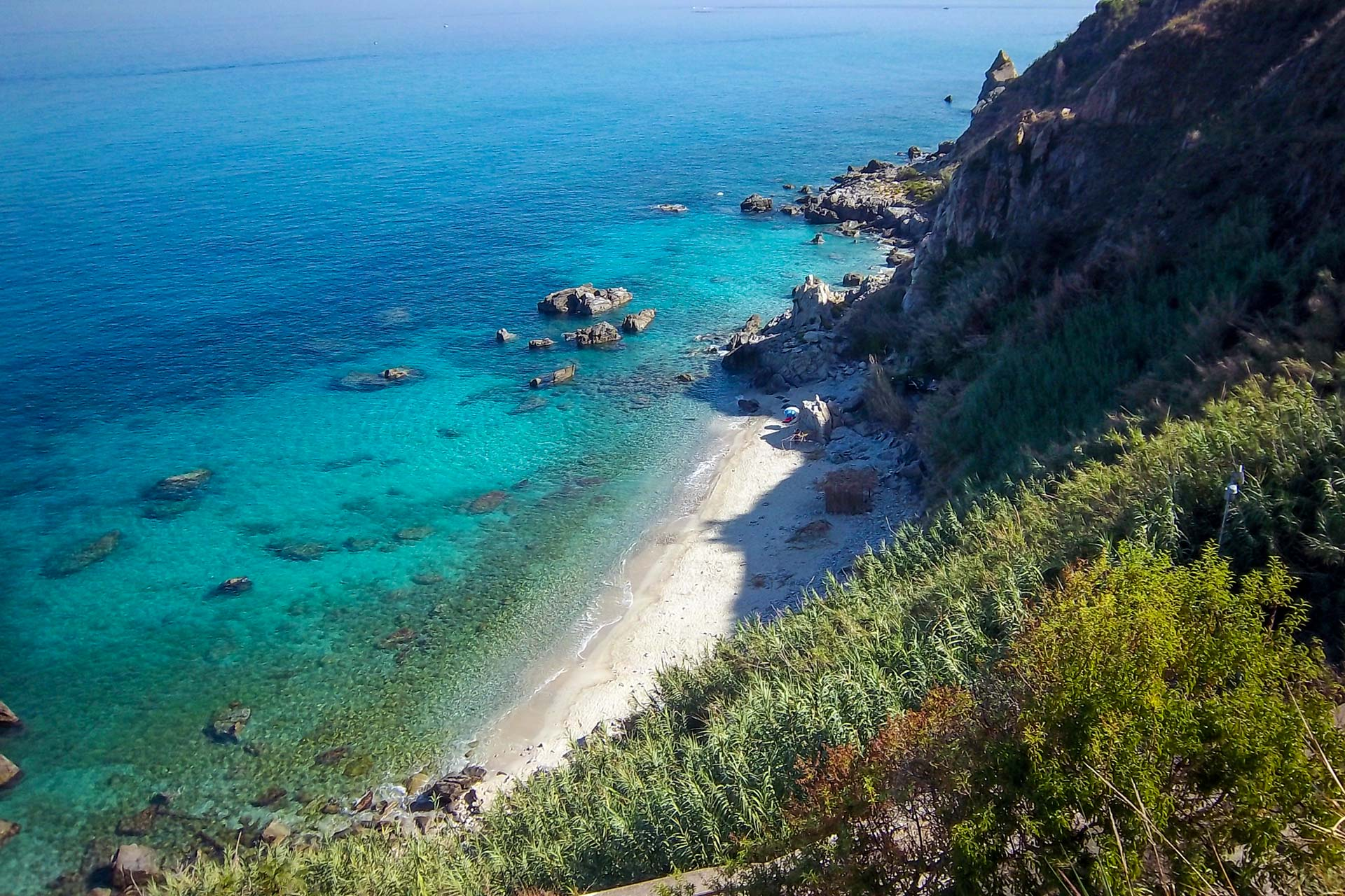 The beach of Michelino